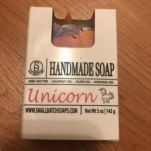 Other - Handmade Bar Soap - Unicorn